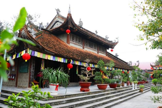Đền Tam Giang - Chùa Đại Bi | Cổng Thông Tin Điện Tử Phú Thọ